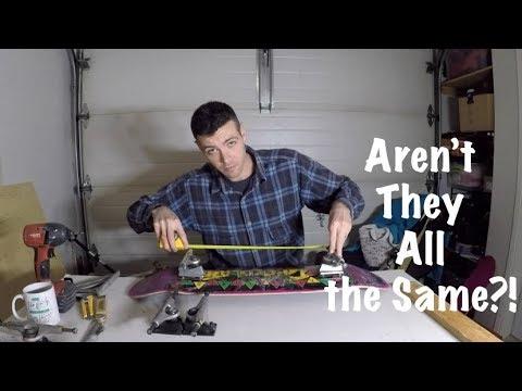 Skateboard Wheelbase Explained#2 (Trucks)