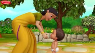 Ravoyi - Papayi | Telugu Rhymes for Children | Infobells