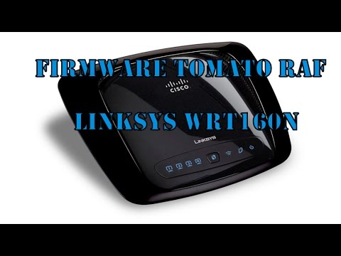 Linksys E4200 Router Tomato RAF Drivers for Windows Download