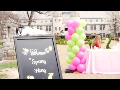 Villa Duchesne and Oak Hill School Spring Fling Reunion