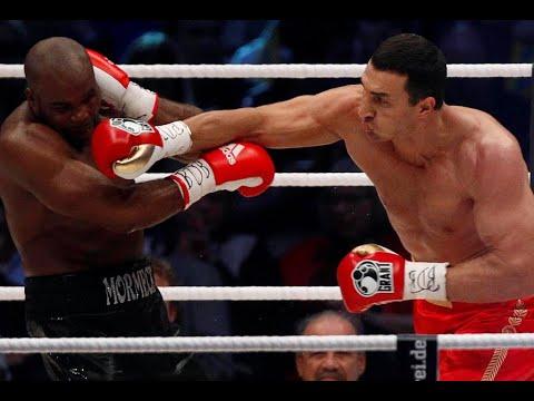 Владимир Кличко vs Жан-Марк Мормек - WBO - WBA - IBO - IBF - 03-03-2012