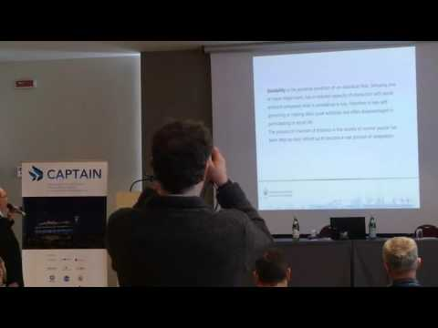 Training Assistance to passengers with disability, Trieste, November 15   Live stream (part 1)