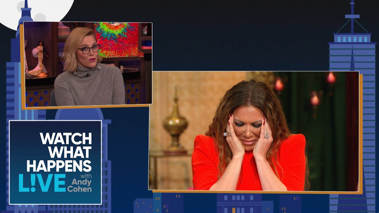 S.E. Cupp On All Things Bravo | WWHL