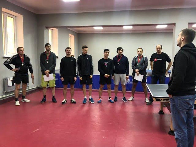 Odessa IT Champ 2018 Final