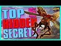 TOP 5 HIDDEN SECRETS IN BORDERLANDS 2