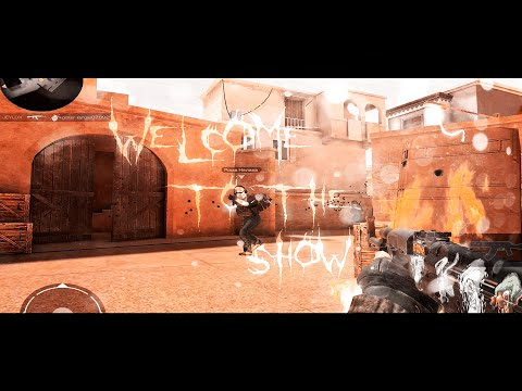 Welcome To The Show | Edit | Standoff 2 | (paid For JEY)