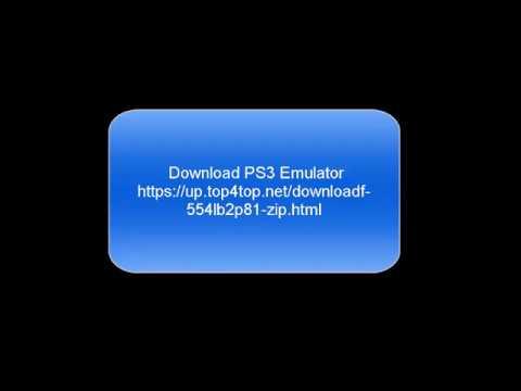ps3 emulator torrent for pc