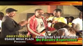 Repeat youtube video Akobeghian LIVE Performance ft Stanley O. Iyonawan.