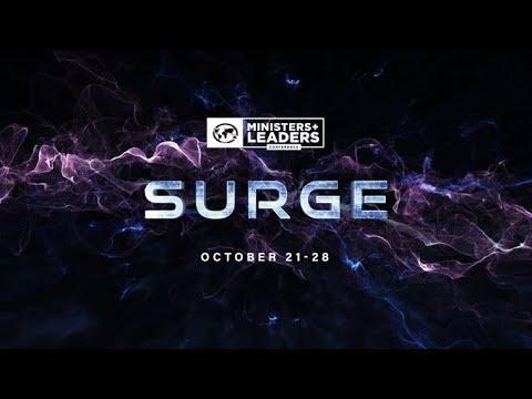 Surge | Sunday PM | 10.28.2018