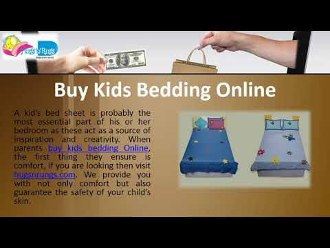 Buy Kids Bedding Online From Hugsnrugs