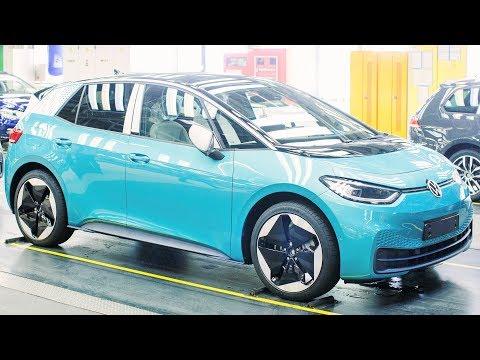 2020 Volkswagen ID.3 Development And Production