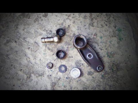 Ремонт шаровых опор и рулевых наконечников