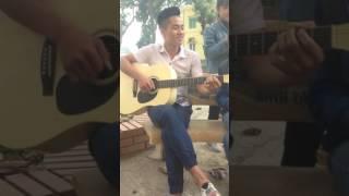 Điện máy xanh cover guitar