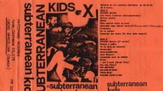 Subterranean Kids - Cancion Bestia