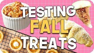 DIY Fall Treats 2017! Cheap + Easy!