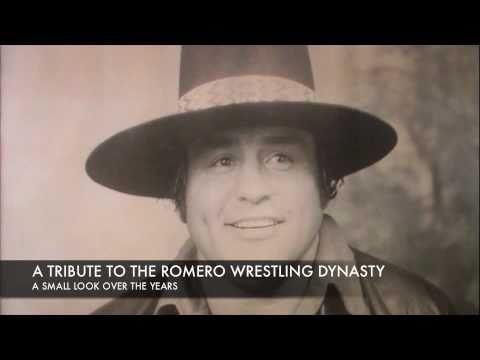 Romero, A Wrestling Dynasty