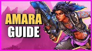 Borderlands 3 Amara Guide: Character Builds And Skills