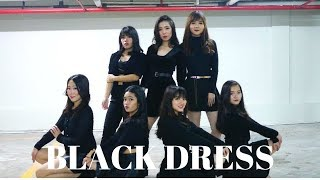 CLC BLACK DRESS DANCE COVER KPOP DANCE COVER INDONESIA