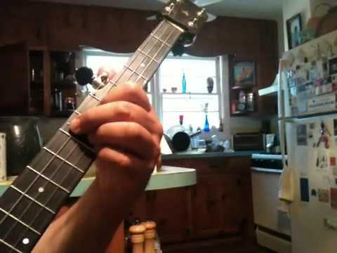 Banjo Jug Band Chord Progression Lesson