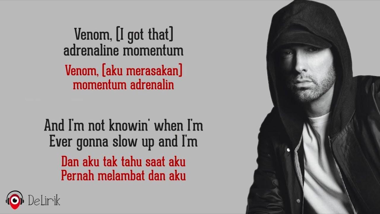 Venom - Eminem (Lirik Lagu Terjemahan)