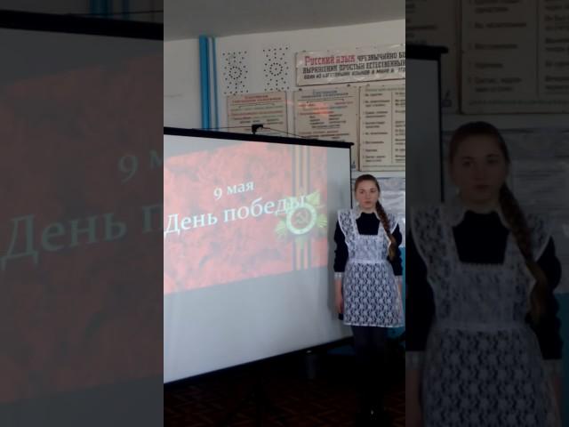 Изображение предпросмотра прочтения – СофьяЯкушева читает произведение «Отец и сын» А.Т.Твардовского
