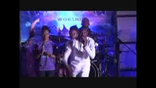 Nat Abbey - God & I (Gospel Reggae Night 2013)