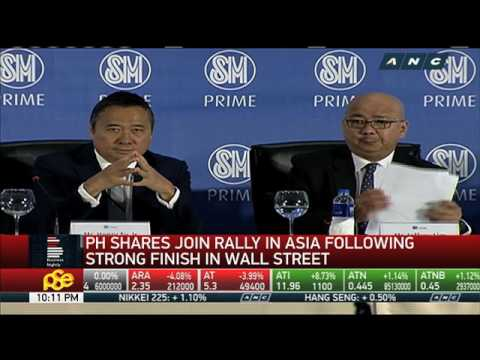 PH shares join rally in Asia