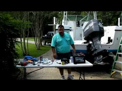 How To: Install an Onboard Marine Charger