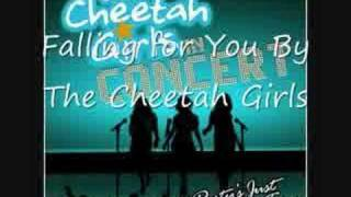 Watch Cheetah Girls Falling For You video