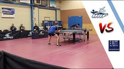 LA FERRIERE vs ERMONT PLESSIS | NATIONALE 2 | TABLE TENNIS | 2019 | HIGHLIGHTS