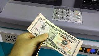 Payoneer Hesaptan Dolar Çekme (TEB Bankamatiği)