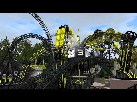 The Smiler Recreation