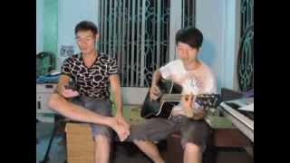 Chơi vơi tôi ru tôi acoustic - Vu Tran band