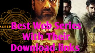 Top Best Web Series To Watch In These Days With Their Download links