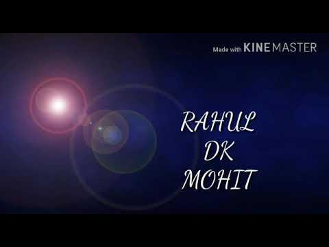 Rahul DK Mohit