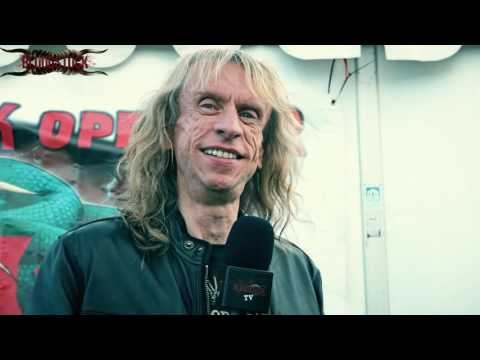 DIAMOND HEAD Interview - Bloodstock 2016