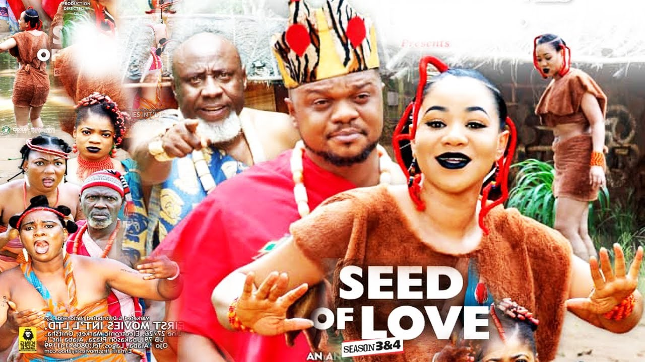 Download SEED OF LOVE SEASON 6 (NEW HIT MOVIE) -2020 Latest Nigerian Nollywood Movie