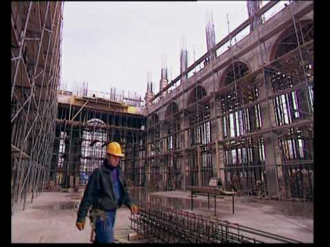 On new foundations - The construction of the Cathedral of Mother Teresa in Pristina, Kosovo