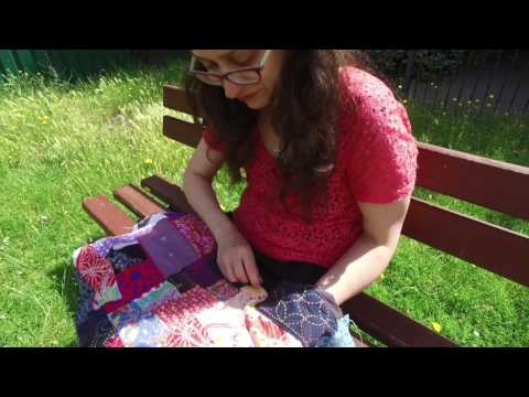 Where it all started - Artist and Therapist Liz Finegold on Textiles