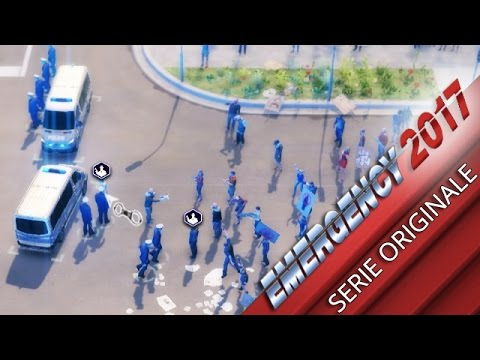 EMERGENCY 2017 - MANIFESTATION TENDUE - EP 1 - SERIE ORIGINALE