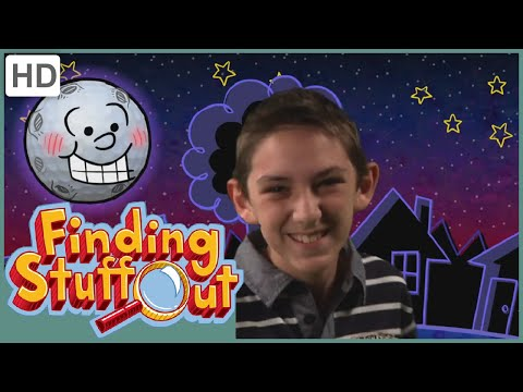 "Finding Stuff Out - ""The Moon"" Season 1, Episode 3 (FULL EPISODE)"