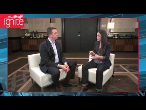 Ignite 2014 - Interview With Parmy Olson