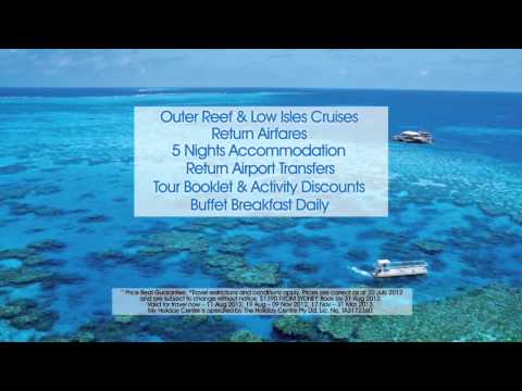 Sheraton Mirage Port Douglas Resort ex Sydney Commercial