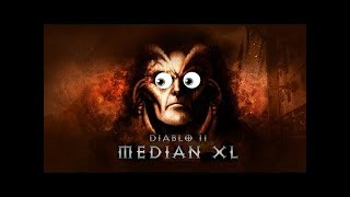 Diablo 2 Median XL Мой первый SpeedRun - Assasin(2:07:30 time)