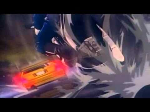 Lancia Delta Integrale Animated Anime