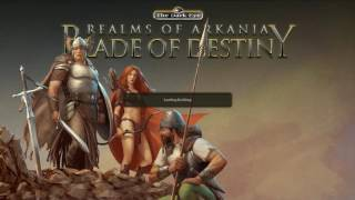 Realms of Arkania Blade of Destiny Gameplay Walkthrough PC HD 1080p