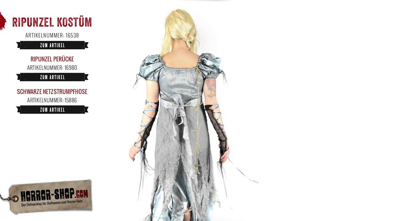 Ripunzel Kostüm -  Horror-Shop.com