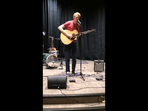 Can't Go Wrong - Phillip Phillips (cover by Tyler Downs) Live @ The Wall mp3