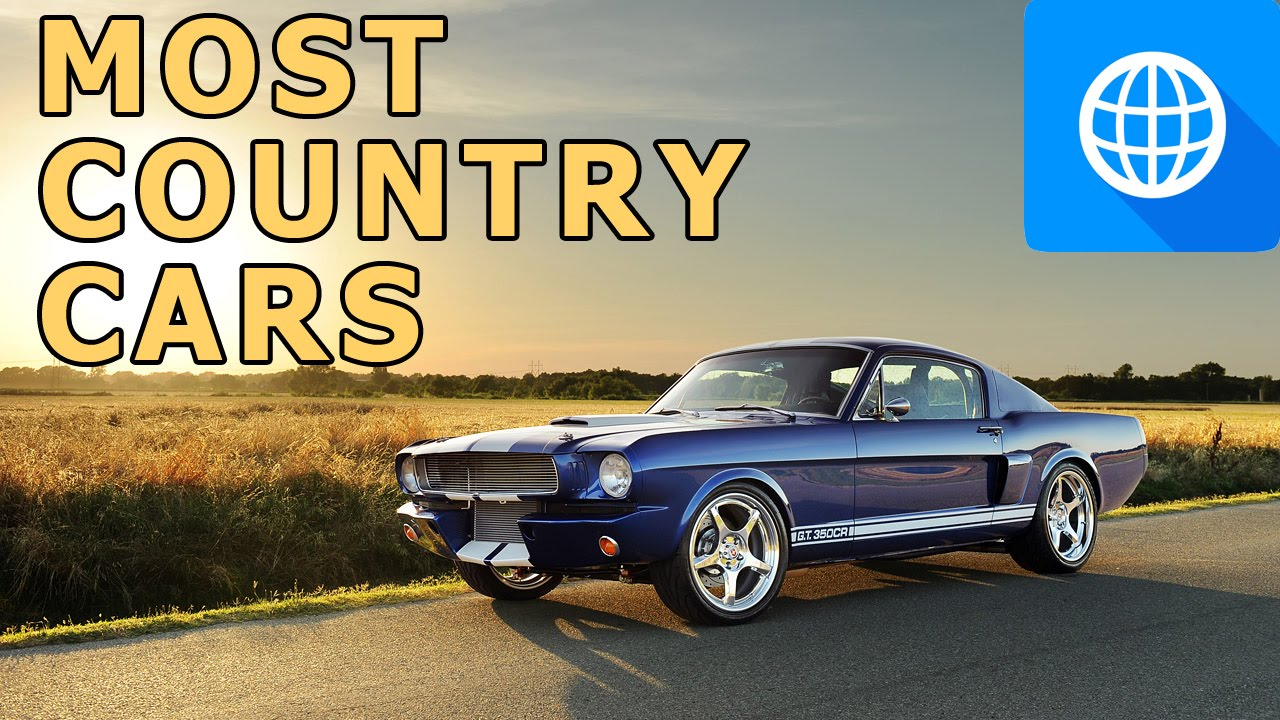 10 Most Country Cars That Aren\'t Trucks - YouTube