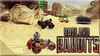 Badland Bandits - первый взгляд (Beta)
